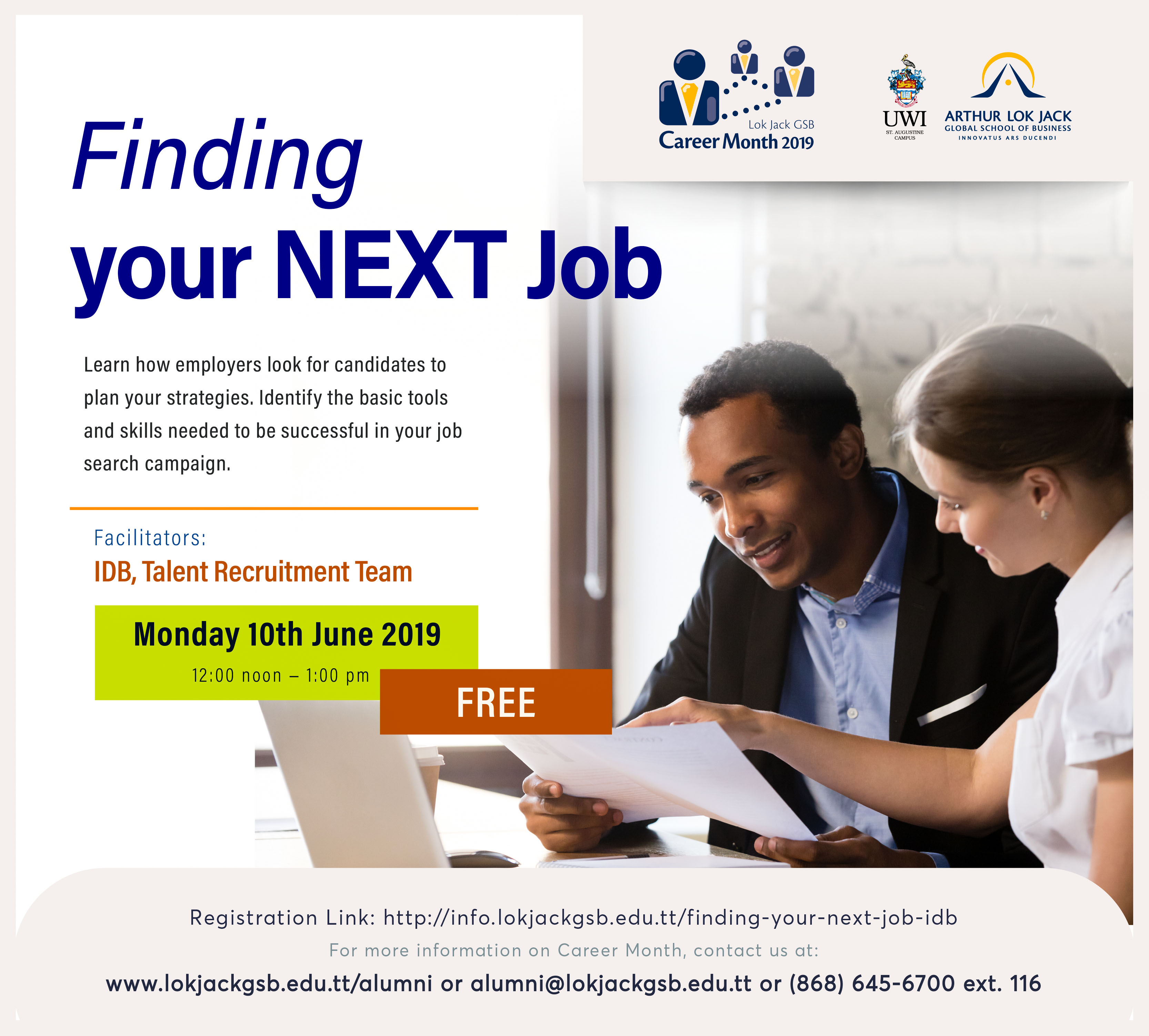 ALJ GSB Career Fair_Next Job