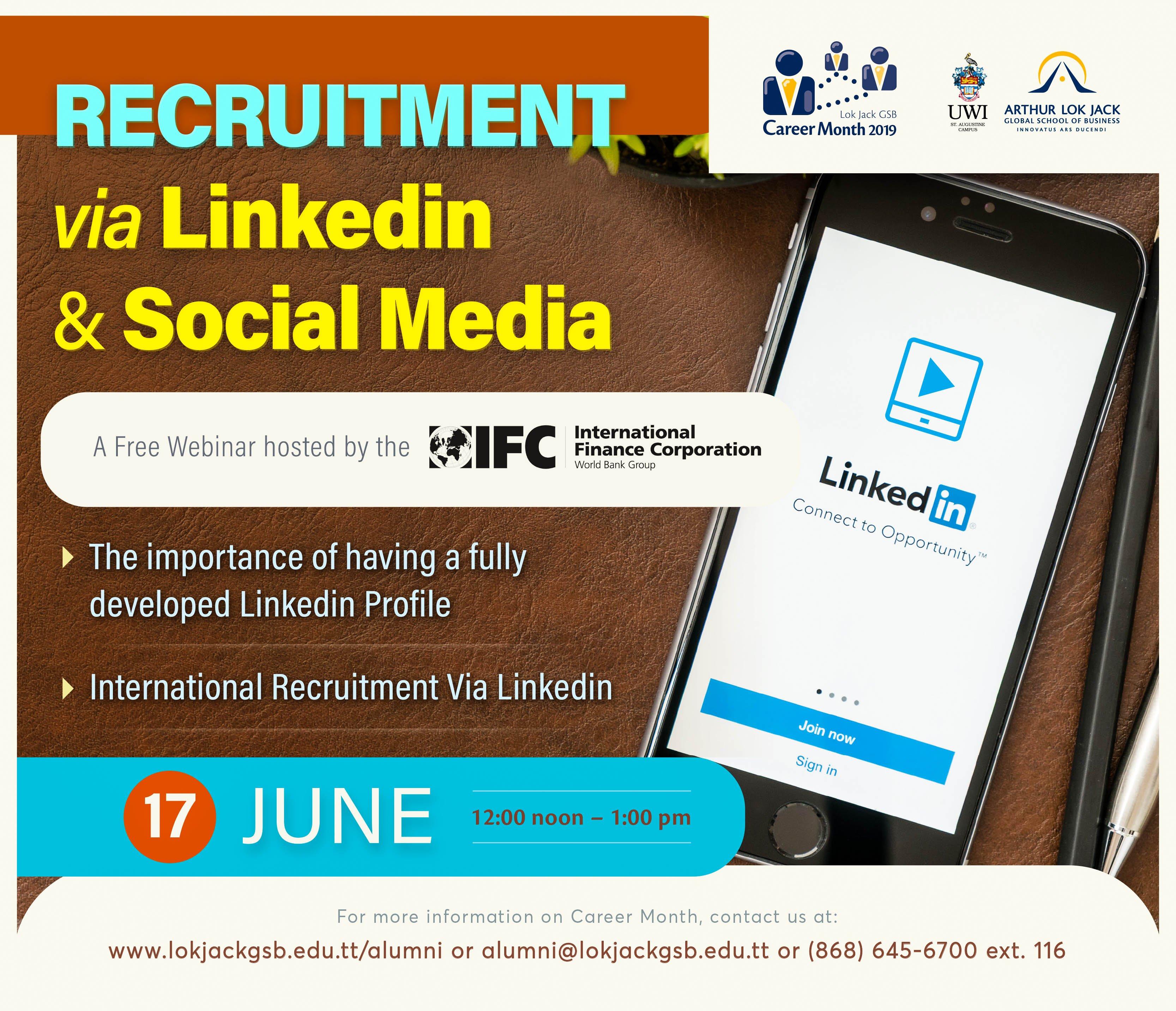ALJ GSB Career Fair_Rec Linkedin